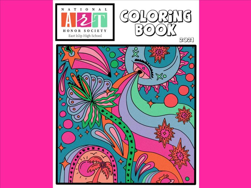 coloring book graphic