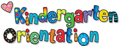 kindergarten orientation - click here