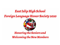 Foreign Language Honor Society Honors Seniors and Welcomes New Members thumbnail172237