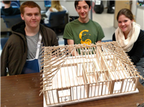 Scaling Up With the High School's CAD Students