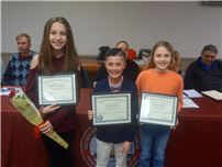 February Students of the Month Recognized by Chamber thumbnail111673