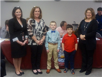Chamber Honors March Students of the Month