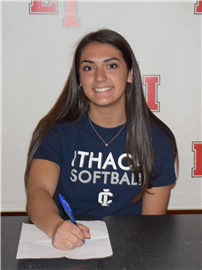 DellOrto to Play Softball for Ithaca
