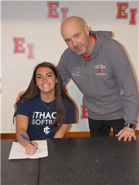 DellOrto to Play Softball for Ithaca 3