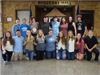 HS Musicians Honored with Ensemble Selections