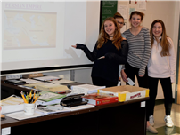 Freshmen Stay 'Classical' with Presentations