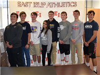 Eight Excellent Lax Players Sign