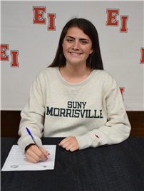 Sciallo Signs with SUNY Morrisville thumbnail121195
