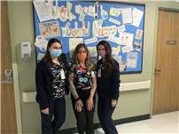 Timber Point First Graders Lift Local Nurses' Spirits thumbnail169219