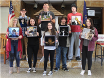 HS Photographers Chosen at LIU Post 1