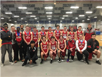 Redmen Winter Track Team Succeeds at Championships