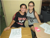 Sixth-Graders Acclimate at Orientation