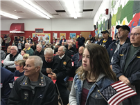 JFK Welcomes Vets for Celebration
