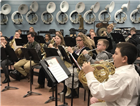 RCK's Scholl Attends Day of Horn 2