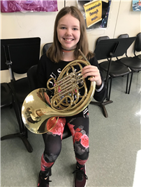 RCK's Scholl Attends Day of Horn 3