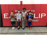 Fourth and Fifth Graders Compete in Town Hoops Contest thumbnail165695