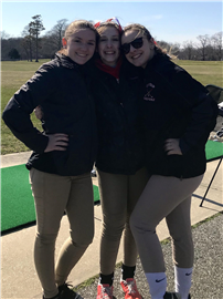 Girls Golfers Start Strong 2