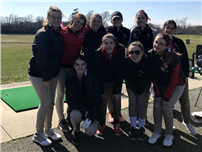 Girls Golfers Start Strong