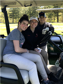 Girls Golfers Finish Second in League thumbnail119189