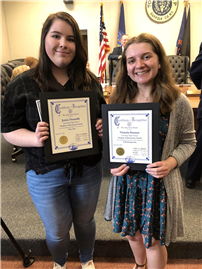 HS Trio Earn Town Arts Awards