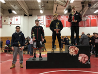 Eight Excellent EI Wrestlers Pace at Rocky Gilmore 1