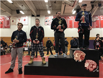 Eight Excellent EI Wrestlers Pace at Rocky Gilmore 2