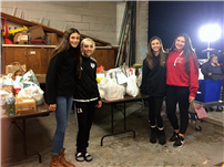 STARS Food Drive Proves a Seasonal Success