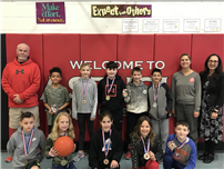 Fourth and Fifth Graders Compete in Town Hoops Contest 2 thumbnail165696