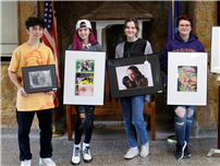 Success at SCALA Art Show for Four from East Islip High School   thumbnail168230