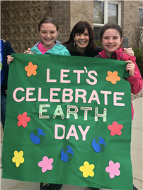JFK Celebrates Earth Day 2019