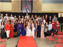 SADD Throws Retro Fashion Show