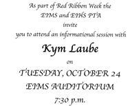 Kym Laube Info Session on Oct. 24 thumbnail82314