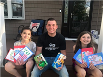 RCK Girl Scouts Send Cards and Cookies to Troops 2