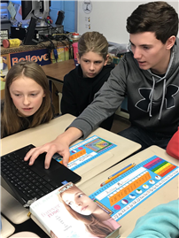 Hour of Code Proves Engaging